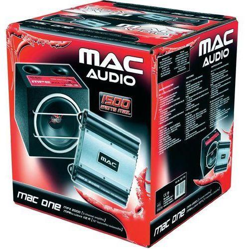 Zestaw głośników samochodowych z obudową Mac Audio 1001716, 2 szt. - szczegóły w Conrad.pl