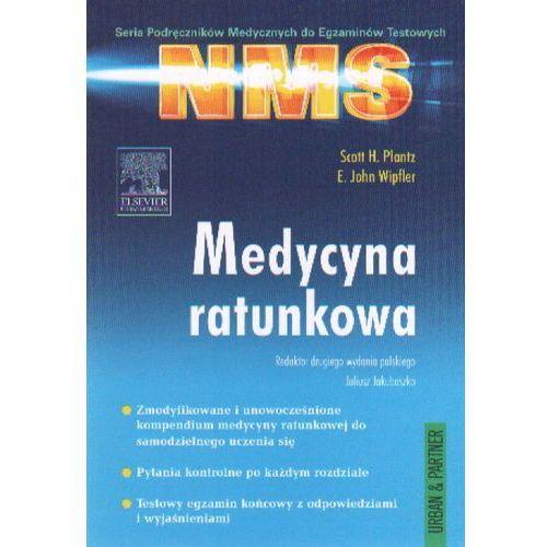 Medycyna ratunkowa NMS, oprawa miękka