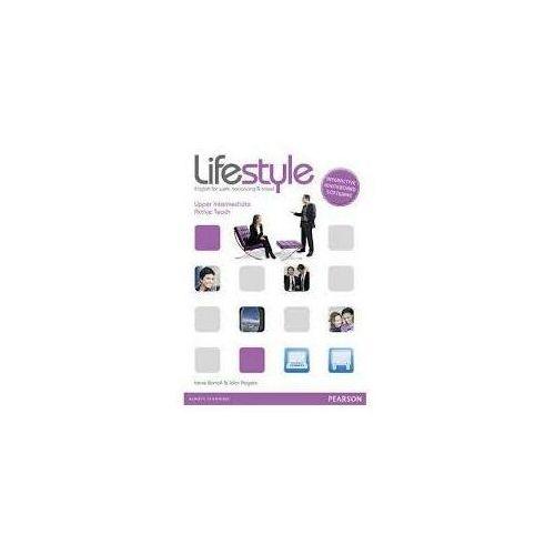 Lifestyle Upper-Intermediate Active Teach. Oprogramowanie Tablicy Interaktywnej, Irene Barrall, John Rogers
