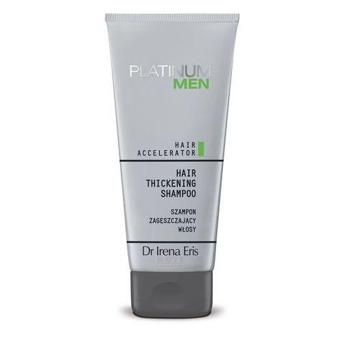 platinum men hair accelerator szampon do wzmocnienia włosów 200 ml marki Dr irena eris