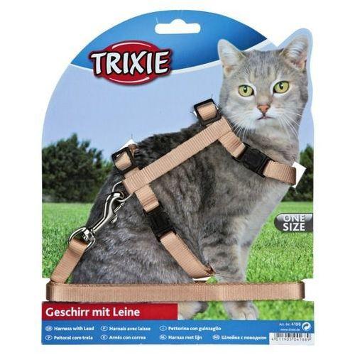 szelki dla kota 26-43 cm/10 mm marki Trixie