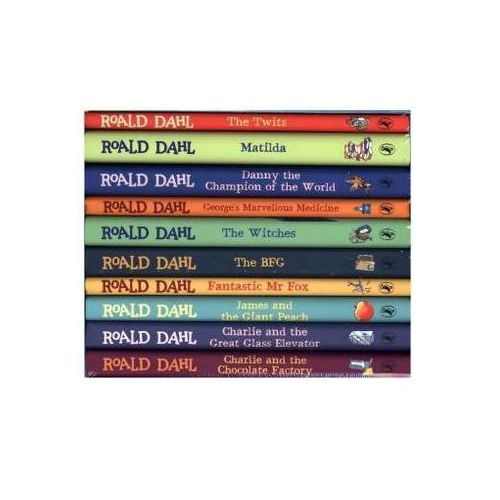 The Roald Dahl Centenary Boxed Set, Dahl, Roald