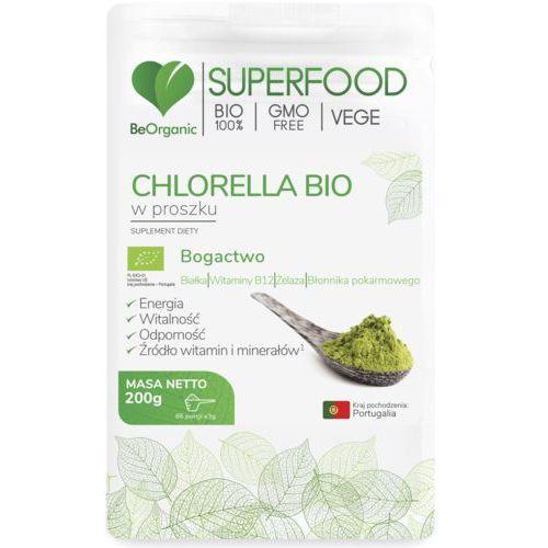 Beorganic - chlorella w proszku - 200g