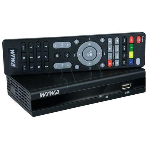 Wiwa HD 80 Evo z kategorii [dekodery telewizji cyfrowej]