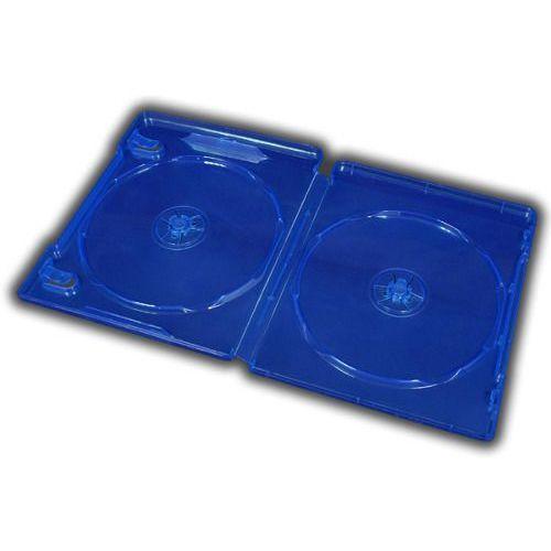 Etui DVD 2 Blu-Ray blue - produkt z kategorii- Pudełka i etui na płyty