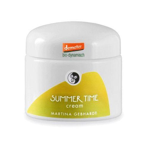 Summer time krem do skóry zmęczonej słońcem 50 ml marki Martina gebhardt naturkosmetik