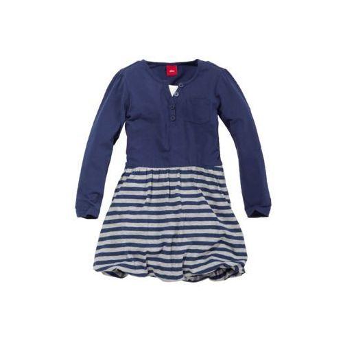 s.Oliver sukienka dziewczęca 110 niebieski (sukienka dziecięca)