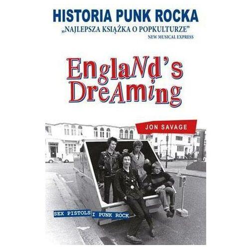 Historia Punk Rocka England's Dreaming, Savage Jon