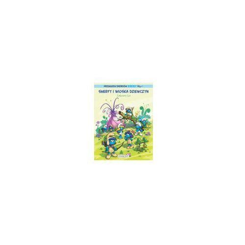Przygody Smerfów Smerfy i Wioska Dziewczyn Zakazany Las