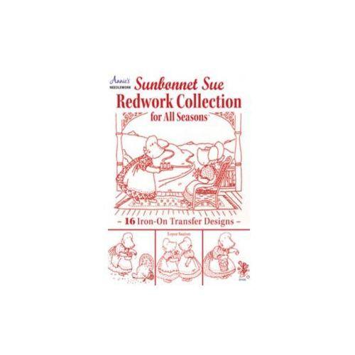 Sunbonnet Sue Redwork Collection (9781573675734)