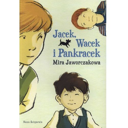 Jacek, Wacek i Pankracek, oprawa miękka