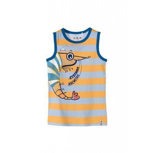 Bluzka bez rękawów dla chłopca 1I3244 (5902361224307)