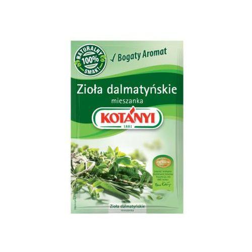 Zioła dalmatyńskie mieszanka 14 g Kotányi (5901032034962)