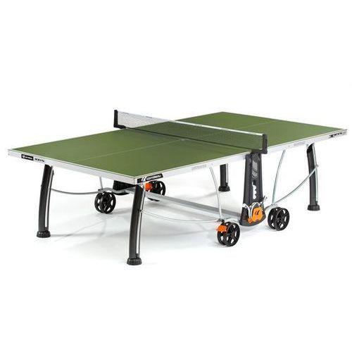 Cornilleau Stół tenisowy sport 300s crossover outdoor zielony + 2 rakietki i 3 piłeczki gratis! (3222761336168)