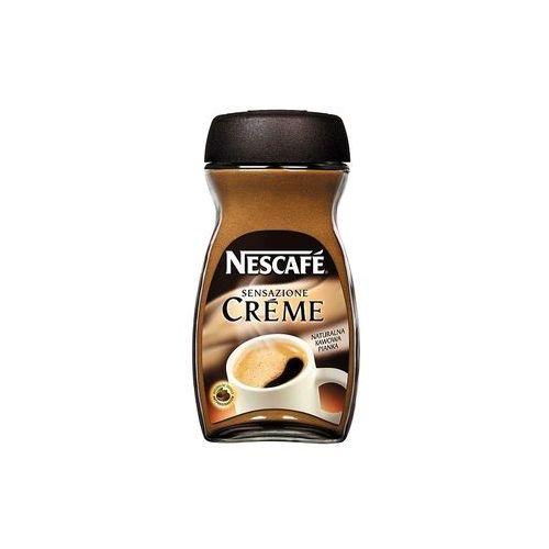 Nescafe Kawa rozpuszczalna creme sensazione 200g