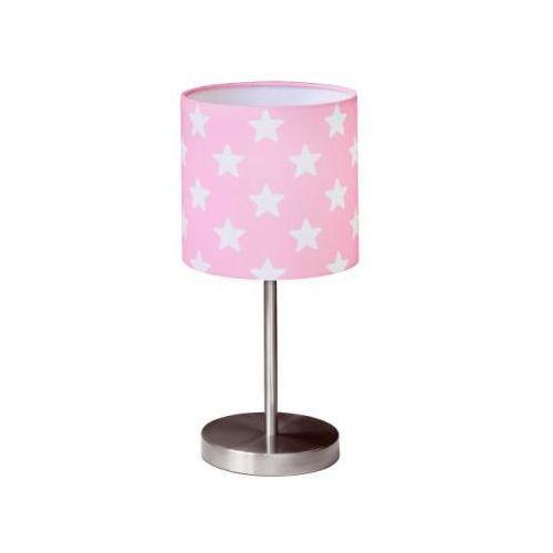 KIDS CONCEPT Lampka na biurko Star, kolor różowy (lampka biurkowa)