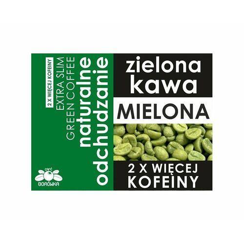 Zielona kawa mielona extra slim 1 kg detox marki Blueberry roasters