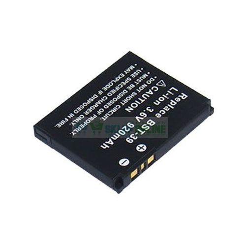 Bateria Sony Ericsson W910i 920mAh Li-Ion 3.7V - produkt z kategorii- Baterie do telefonów