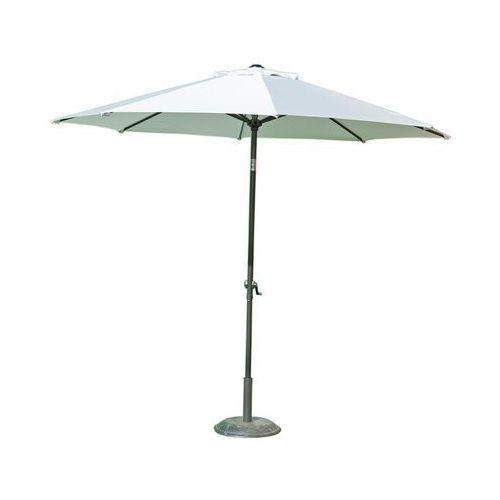 Rojaplast parasol ogrodowy 8000s biały (600/2) (8595226702941)