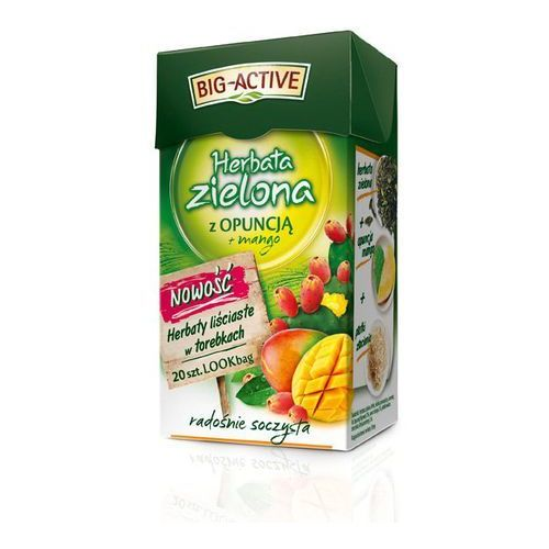 Herbata z owocem opuncji 40g marki Bio-active