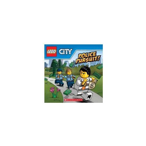 Police Pursuit! (Lego City) (9781338117509)
