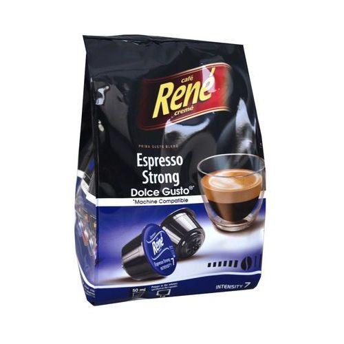 Rene espresso strong dolce gusto 16 kapsułek