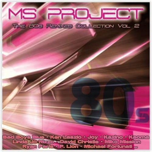 Ms project - the 80s remixes collection vol 2 marki Zyx music
