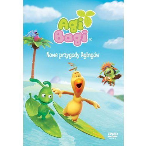 Cass film Agi bagi nowe przygody agingów - wyprzedaż do 90% (5905116012396)
