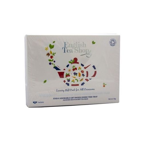 English tea shop Ets luxury gift box 48 saszetek