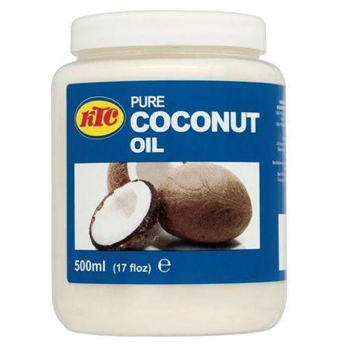 Czysty olej kokosowy KTC 500ml