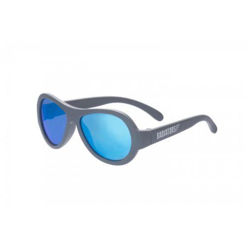 - okulary przeciwsłoneczne dla dzieci (3-5+) blue steel premium (blue lenses) marki Babiators