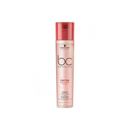 Schwarzkopf BC Bonacure Peptide Repair Rescue szampon do włosów 250 ml dla kobiet (4045787427585)