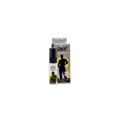 Pjur Spray opóźniający przedłużający - superhero spray 20 ml