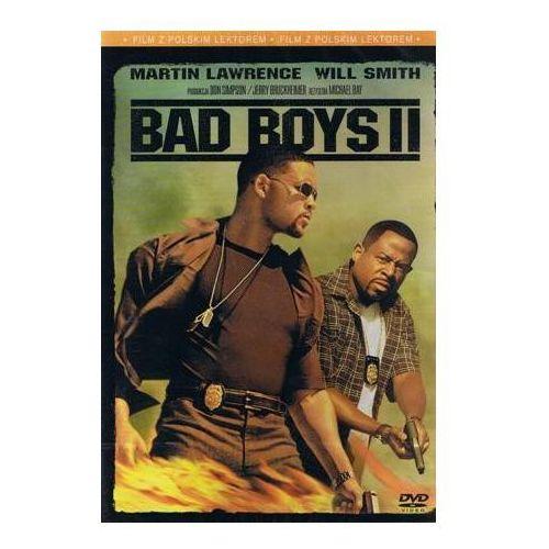 Bad Boys II (DVD) - Michael Bay DARMOWA DOSTAWA KIOSK RUCHU