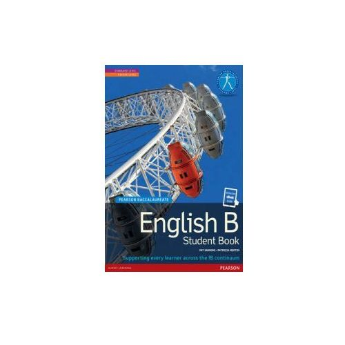 Pearson Baccalaureate English B print and ebook bundle for the IB Diploma (9781447944133)