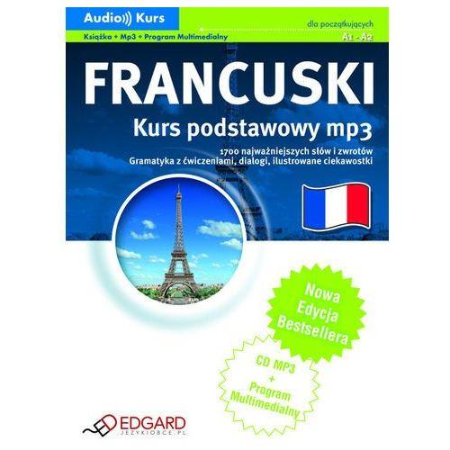 Francuski - Kurs Podstawowy Mp3 (Audio Kurs), Edgard