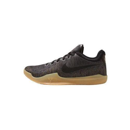 Nike Performance MAMBA RAGE Obuwie do koszykówki dark grey/black/sequoia/light brown (0887230473633)