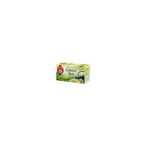 Herbata zielona Imbir i Cytryna