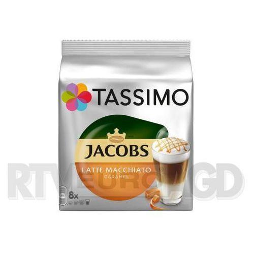 Kapsułki latte macchiato caramel 16 kap marki Tassimo