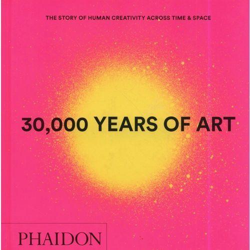 30,000 Years of Art, oprawa twarda