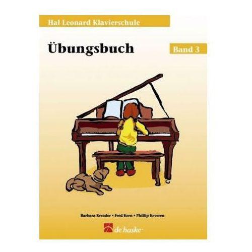 Hal Leonard Klavierschule, Übungsbuch u. Audio-CD. Bd.3 (9789043134699)