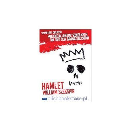Telewizja polska Hamlet. kolekcja lektur szkolnych dla gimnazjalistów (dvd) - jan englert od 24,99zł darmowa dostawa kiosk ruchu
