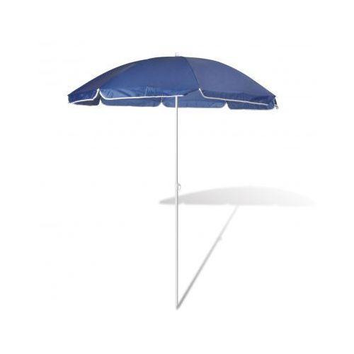 Parasol plażowy, niebieski (180 cm)., vidaXL z VidaXL