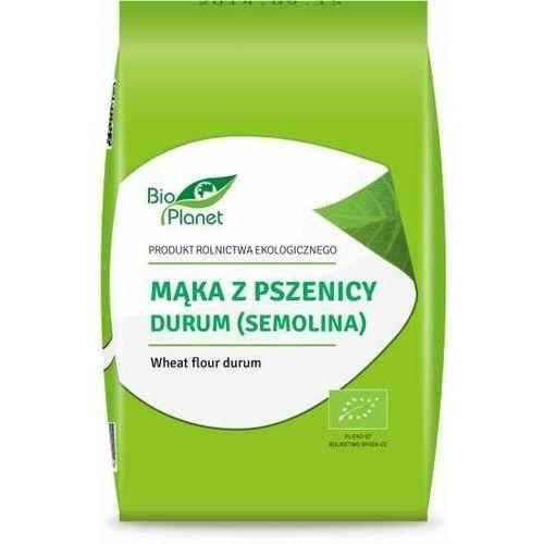 Mąka z Pszenicy Durum (Semolina) 1kg - Bio Planet EKO