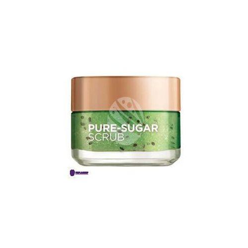 L'Oreal Smooth Sugars Clear Scrub (W) oczyszczający peeling do twarzy 50ml