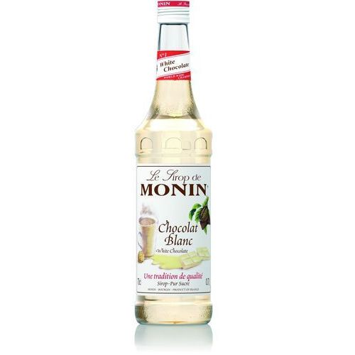 Syrop BIAŁA CZEKOLADA Chocolate White Monin 700ml (3052910018931)