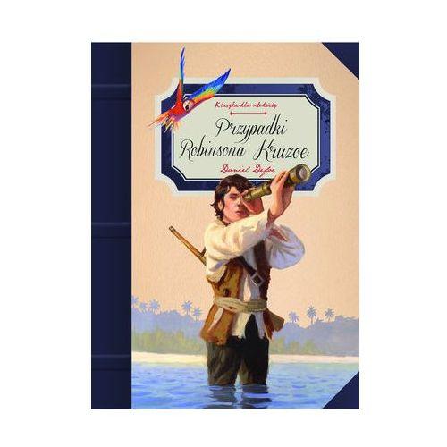 Przypadki Robinsona Crusoe - Wysyłka od 4,99 - porównuj ceny z wysyłką (218 str.)