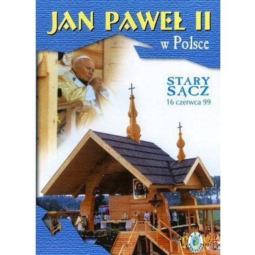 Jan paweł ii w polsce 1999 r - stary sącz - dvd marki Fundacja lux veritatis