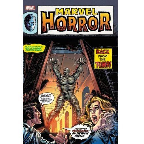 Marvel Horror Omnibus (9781302919535)