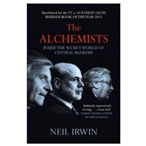 Alchemists: Inside the secret world of central bankers (9780755362684)